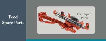 Feed spare parts